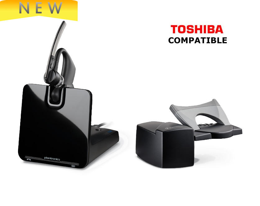 Toshiba Compatible Headsets | Wireless Toshiba headsets