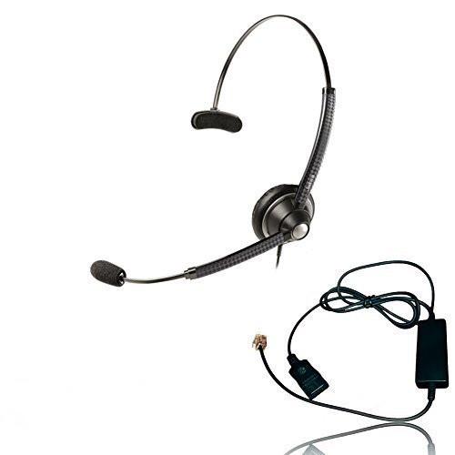 Jabra BIZ 1920 Mono Direct Connect headset with smart cord | Use