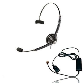 Jabra BiZ 1900 Mono Headset and Cord