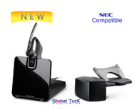 NEC Compatible Plantronics Voyager Legend CS (Bundle) with HL10 Lifter | For the office | 88863-11