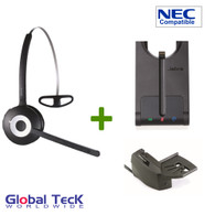 NEC Compatible Jabra PRO 920 Bundle Wireless Headset System