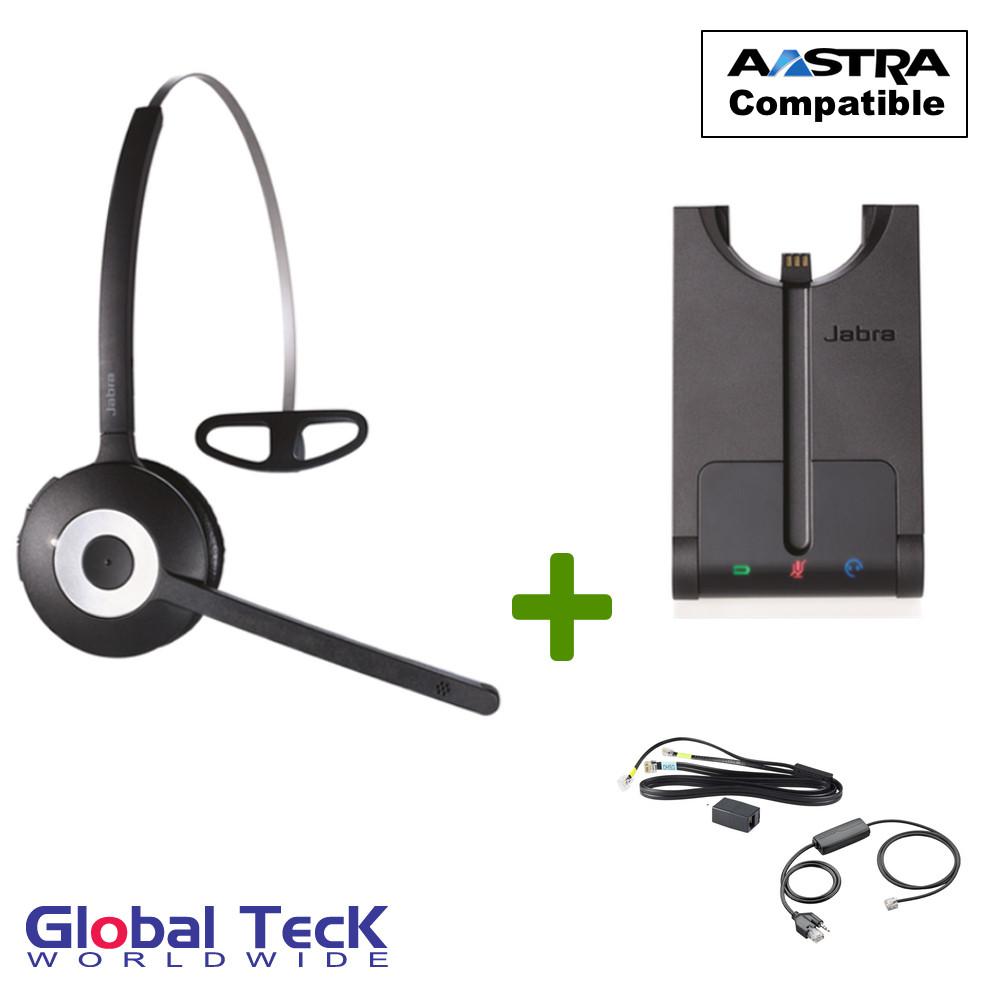 Jabra Pro 920 Ehs Wireless Bundle For Yealink Phones