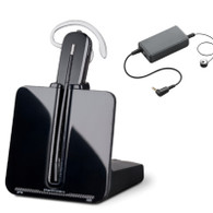 ShoreTel Compatible Plantronics Bundle, Wireless Headset System | ShoreTel IP Phones: 212, 230, 230g, 265, 420, 480, 480g, 485g, 560g, 655