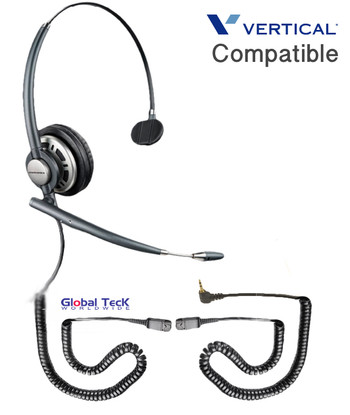 Comdial Vertical Compatible Plantronics Ultra-Noise