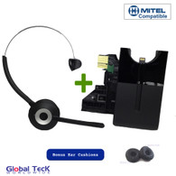 Mitel Wireless DECT Headset for Mitel MiVoice Phones