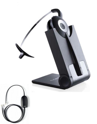 Polycom Certified Jabra PRO 920 w/EHS adapter included