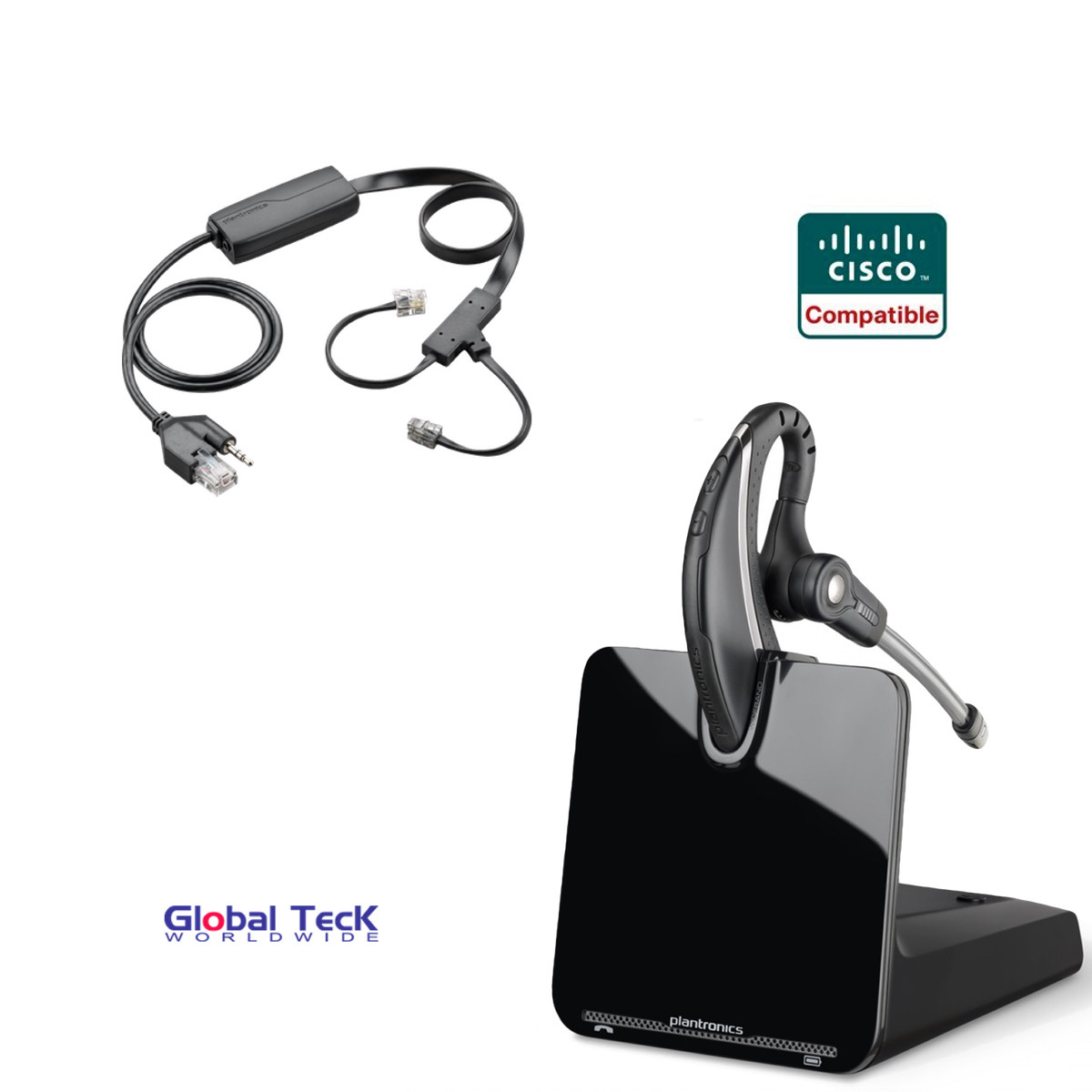 How To Connect Plantronics Bluetooth Headset To Cisco Phone