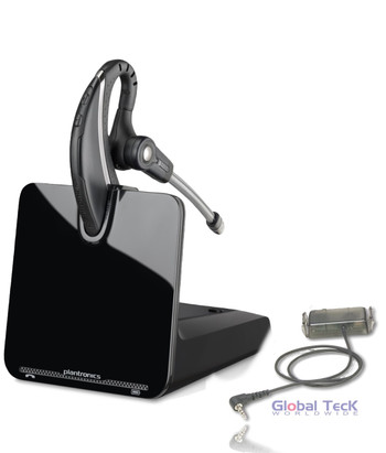 Plantronics CS530 Cordless with EHS Adapter for DSX34