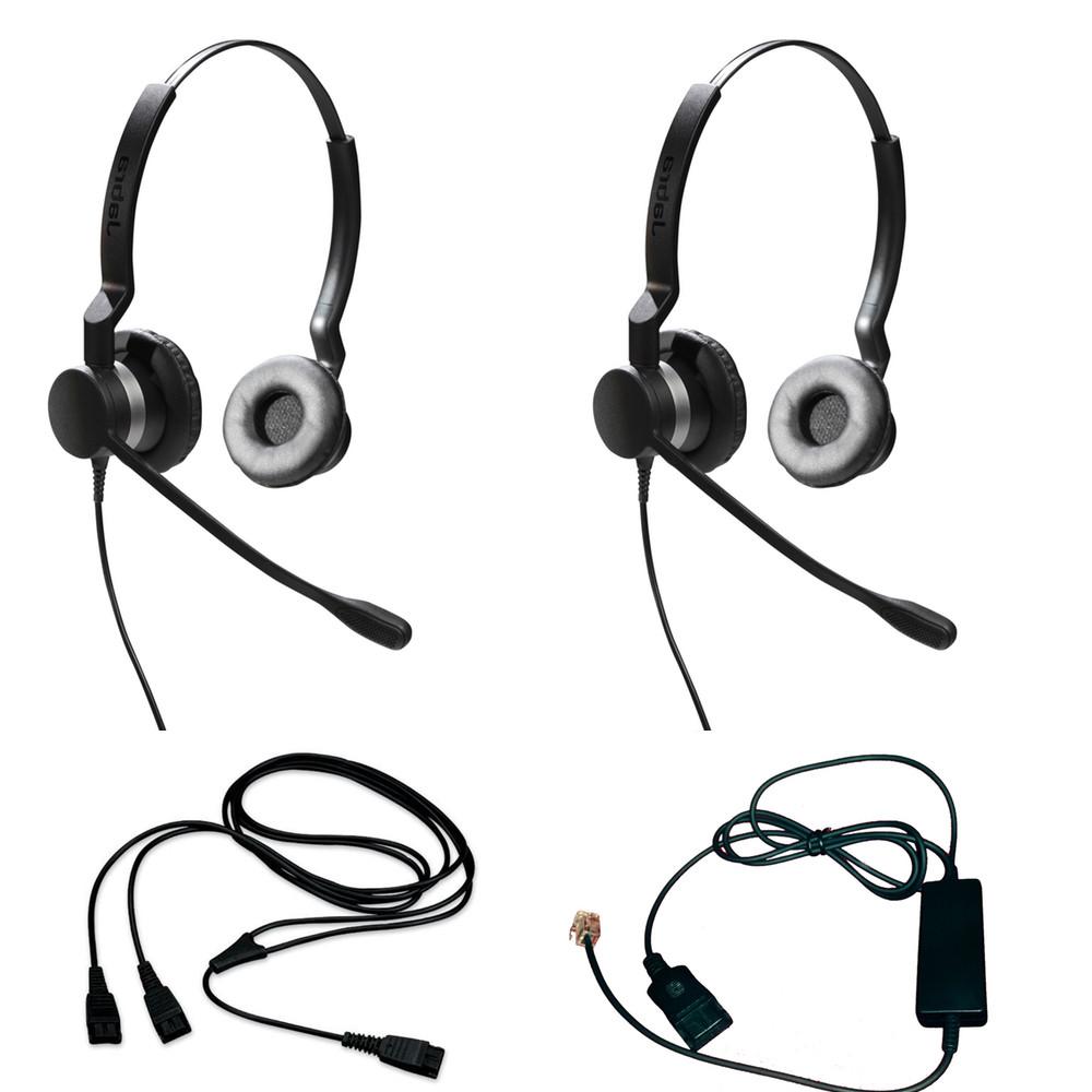 Jabra BIZ 2325 Headset Training Bundle | Headsets, Telephone ...