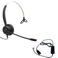 XS 820 Mono Headset w/ Smart Cord
