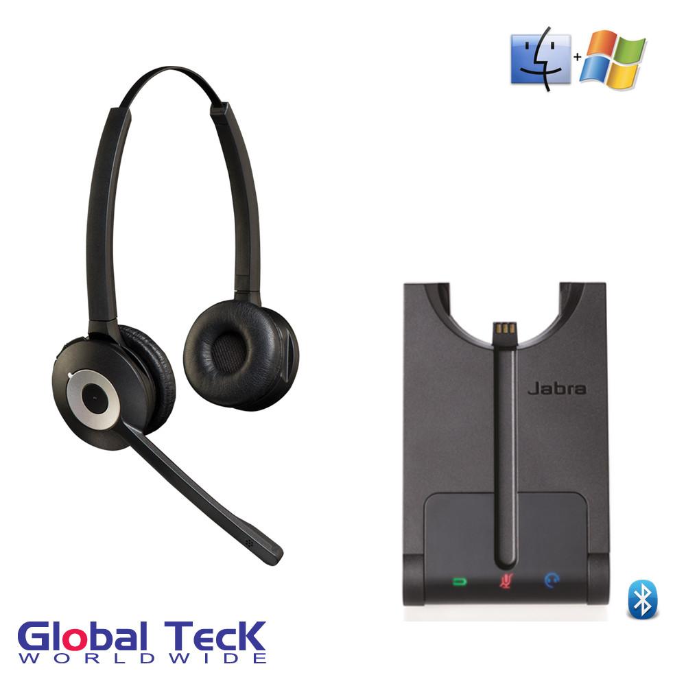 Ultramoderne Jabra PRO 935 Wireless Bluetooth Headset System, PC & Smartphone CI-95