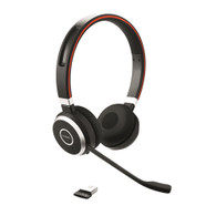 Jabra Evolve 65 Bluetooth Headset USB Bundle