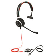 Jabra Evolve 40 UC Mono USB Headset