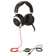 Jabra Evolve 80 UC Stereo USB Headset