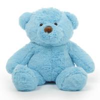 Blue Giant Teddy Bear 2 Foot Sammy Chubs