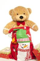 Spice Gingerbread Cuddles 24 inch Soft Christmas Teddy Bear Gift!