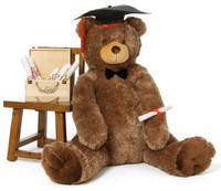 Sweetie Tubs 52in Graduation Teddy Bear