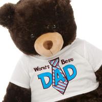 Big Teddy Bear Father's Day Gift