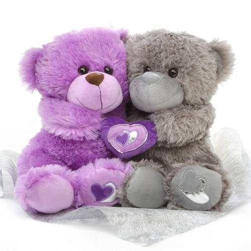 Ultimate Soulmates Big Love Bear Hug Care Package 18in
