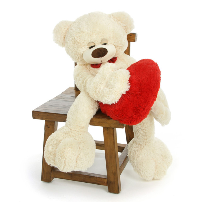 Dreamy is proud to be that unique teddy bear that will give unlimited hugs!