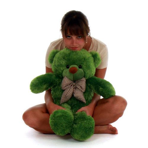 24in-big-adorable-vibrant-green-lucky-cuddles-teddy-bear-brown-eyes-velvety-soft-brown-nose.jpg