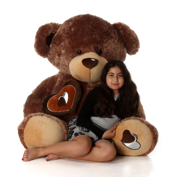 5ft-life-size-huge-unique-teddy-bear-mocha-baby-cakes-big-love.jpg