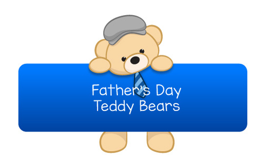 fathers day teddy bears