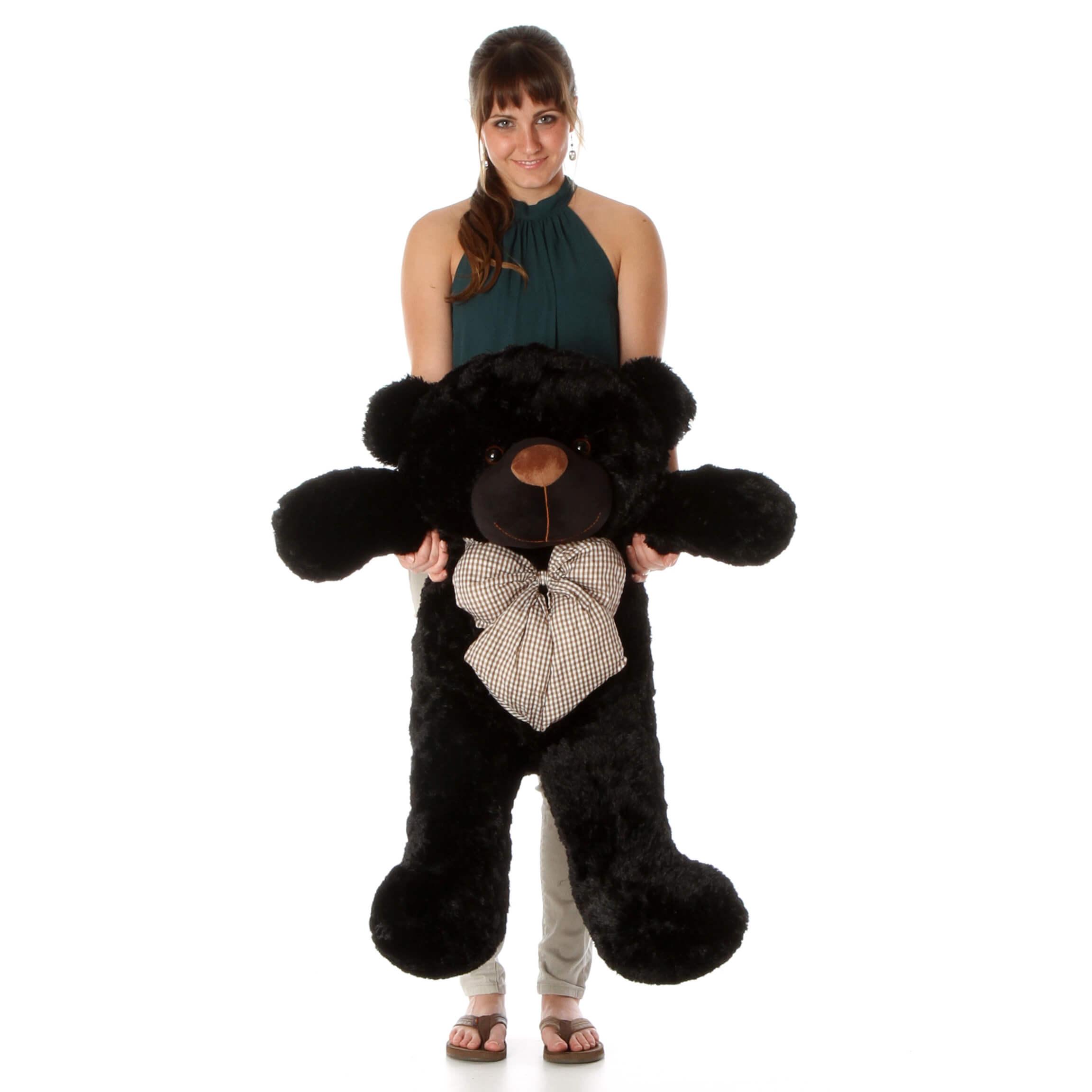 huge-adorable-gift-black-teddy-bear-juju-cuddles-38in-1.jpg