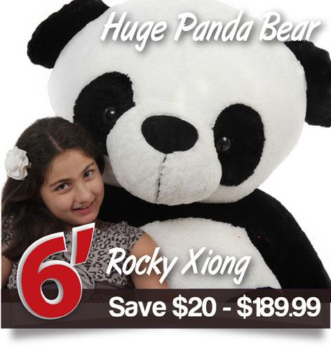 Huge Panda Bear
