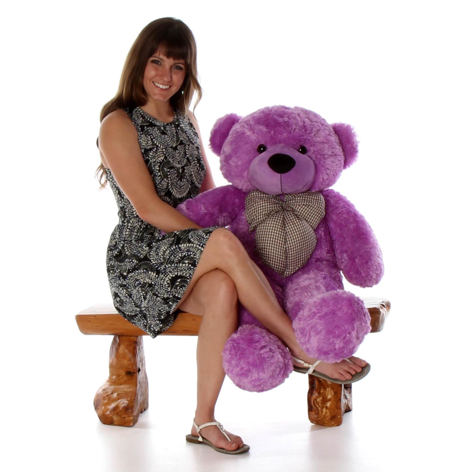 huge-purple-teddy-bear-most-huggable-soft-deedee-cuddles-38in-1.jpg