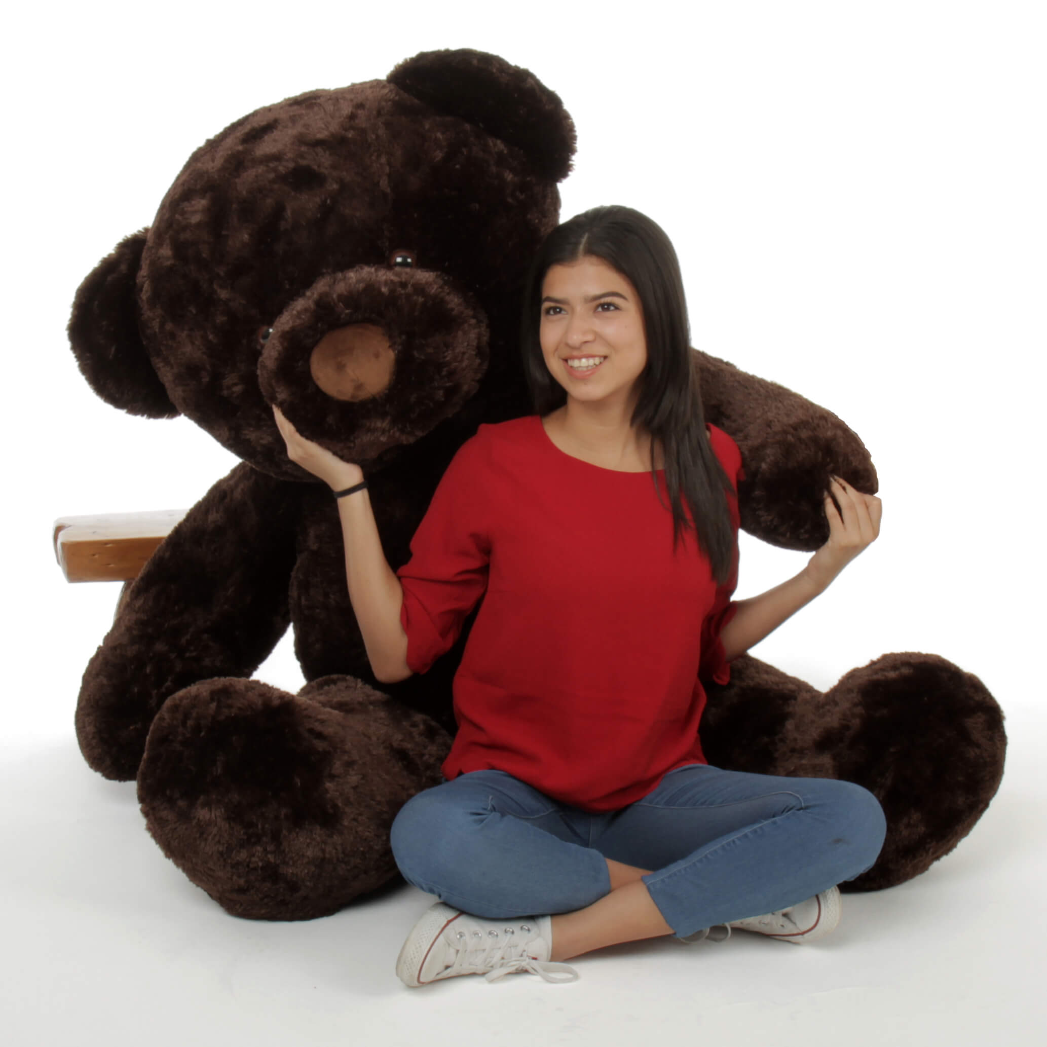 life-size-giant-teddy-bear-awesomeness-60n-soft-dark-brown-fur-munchkin-chubs-gift-to-remember-forever-1.jpg