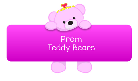 prom teddy bears
