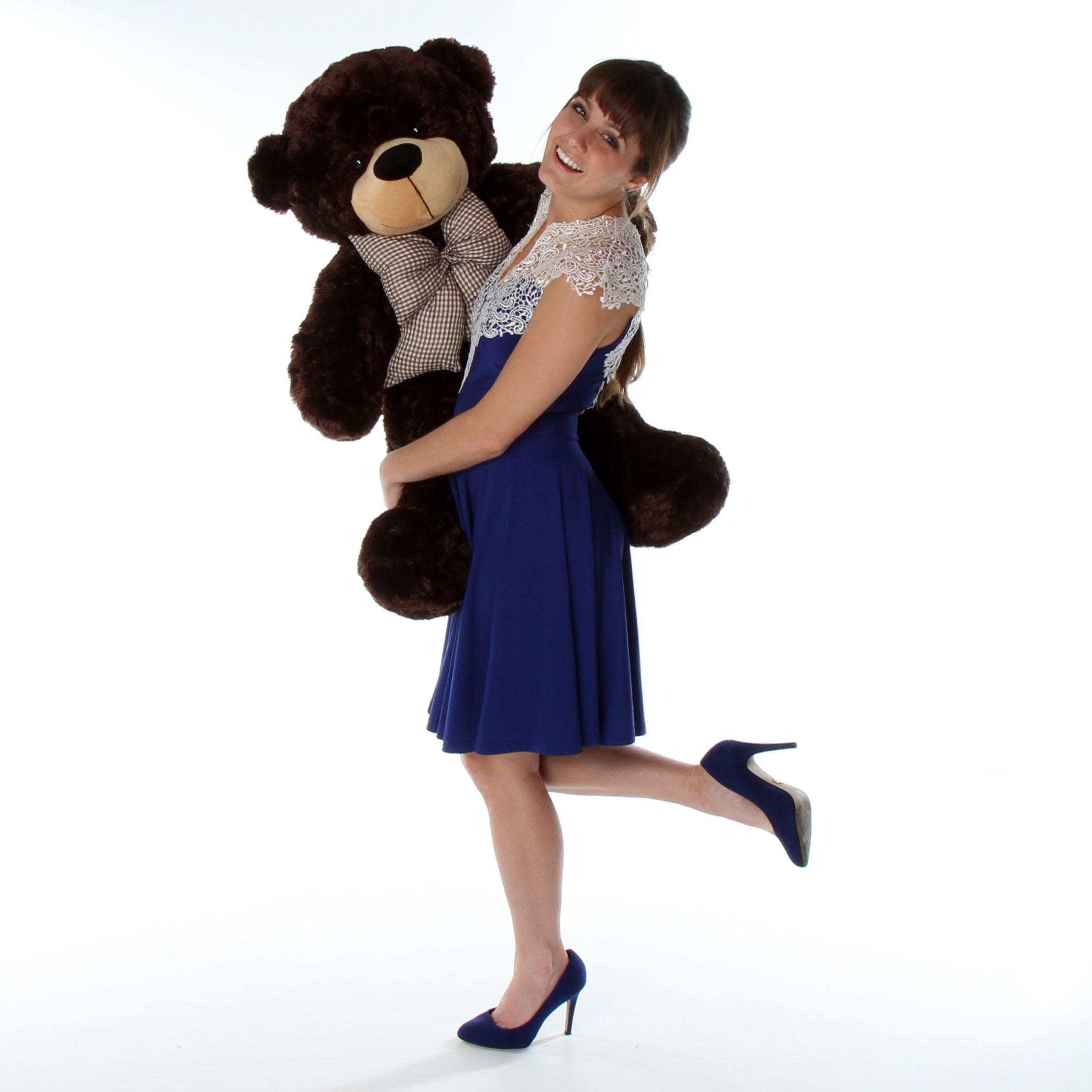 tall-dark-handsome-and-cuddly-38in-life-size-giant-teddy-bear-brownie-cuddles-dk-brown-fur.jpg