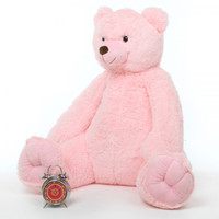 Darling Tubs pink teddy bear 42in