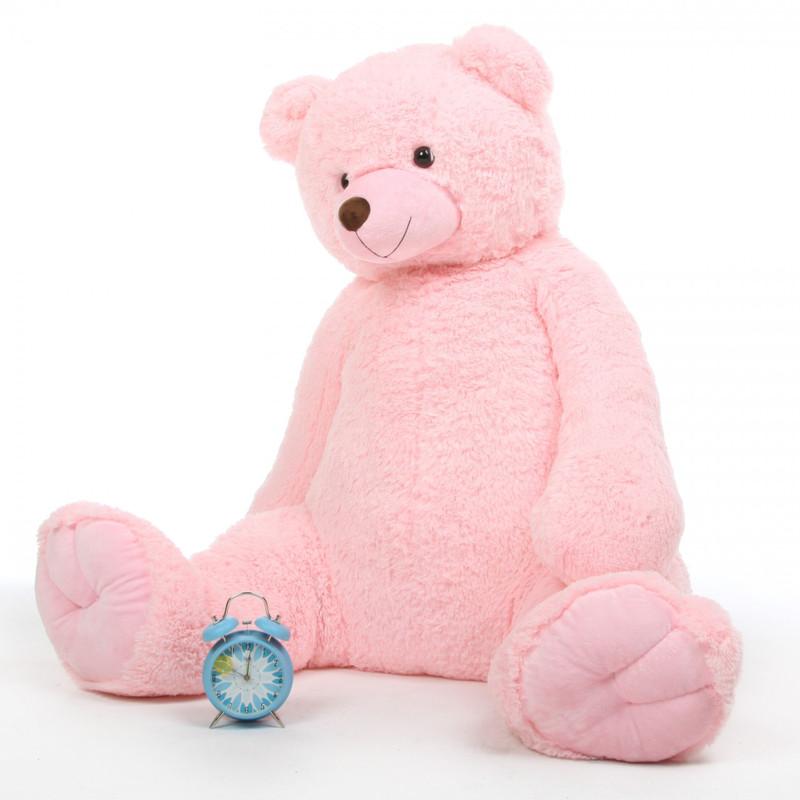 Darling Tubs pink teddy bear 52in