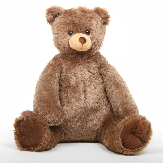Sweetie Tubs Lovable Mocha Teddy Bear 32in