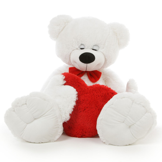 """A unique teddy bear, Dazey is also somewhat of a """"celeBearty"""", quite a jet-setter too."""