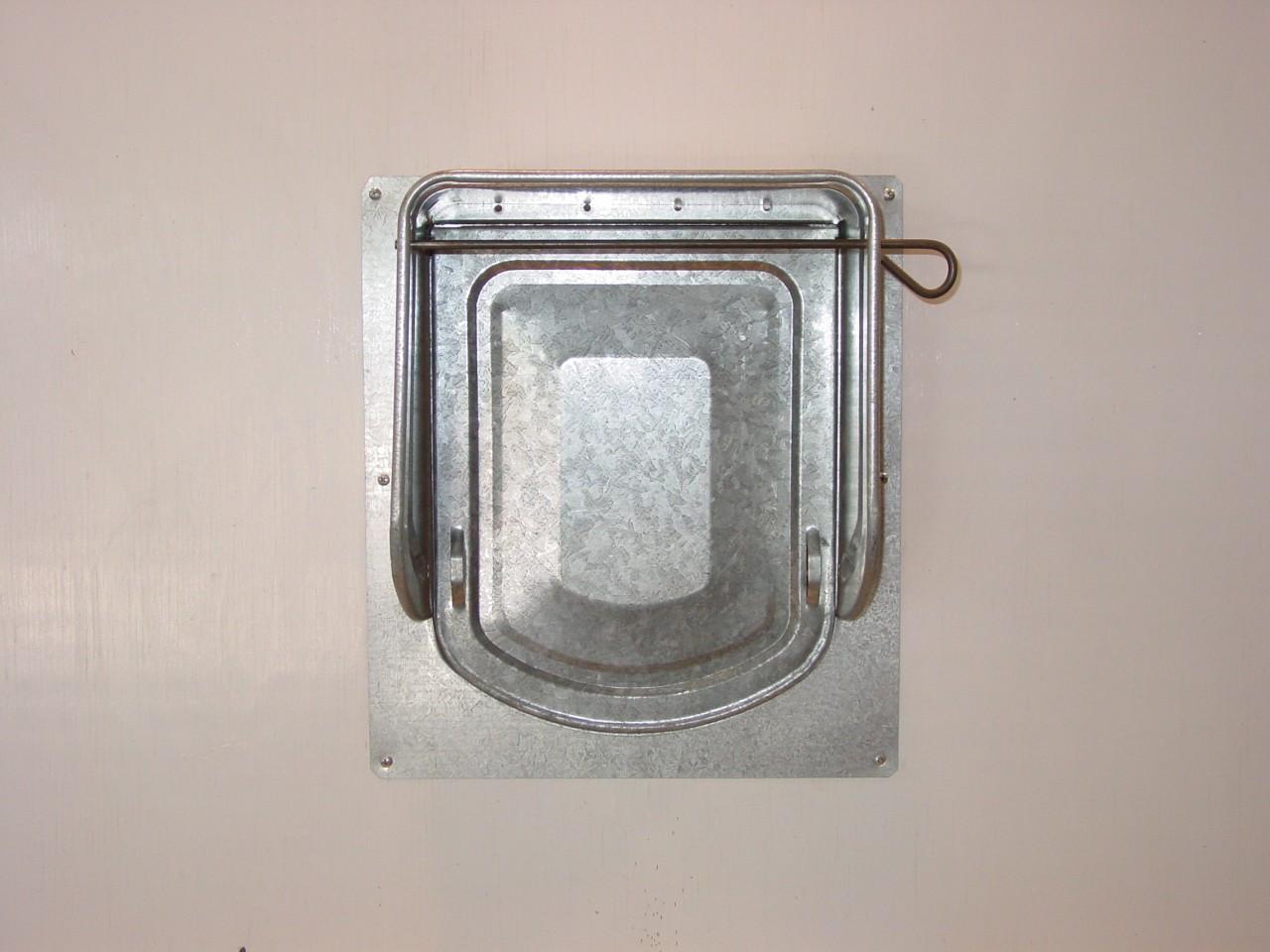 Heavy Duty Durable Dog Doors Best Dog Door K 9 Kondos Chew