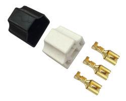 Female Headlight Plug Kit - Ceramic