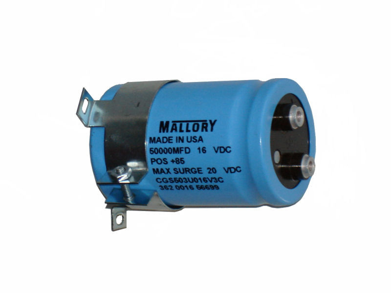 Mallory Capacitor and Noise Filter for Ignition System