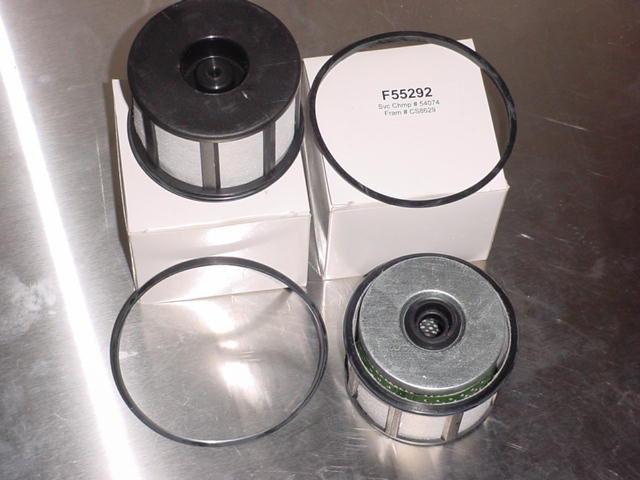ford f250 450 superduty 7 3l diesel fuel filter 1999 2003. Black Bedroom Furniture Sets. Home Design Ideas