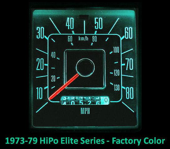 1961 79 Ford Truck Amp Bronco LED Gauge Light Conversion