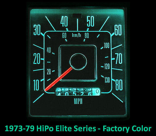 1961-79 Ford Truck & Bronco LED Gauge Light Conversion Kits