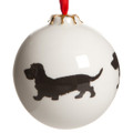 Bauble Wirehaired Dachshund