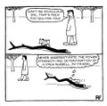 That's far too Big for You!  Personalised 'Off the Leash' print by Rupert Fawcett