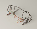 Wire Sculpture of Dachshund by Bridget Baker