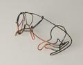 Wire Sculpture of Dachshund by Bridget Baker