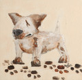 English Bull Terrier I by Barry Diaper