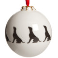 Bauble Labrador