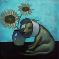 Van Gogh's Dog by Mychael Barratt